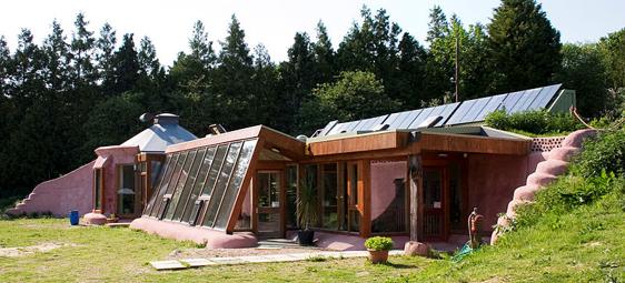 Bâtiment Bioclimatique