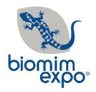Logo de la Biomim'expo