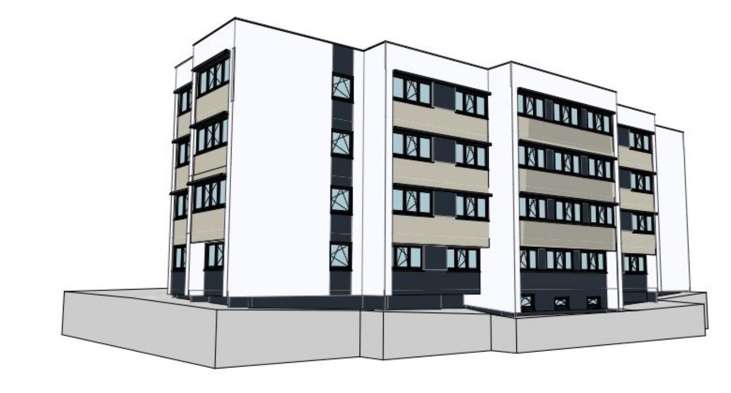 Bureau Réhabilitation Néreides Brest