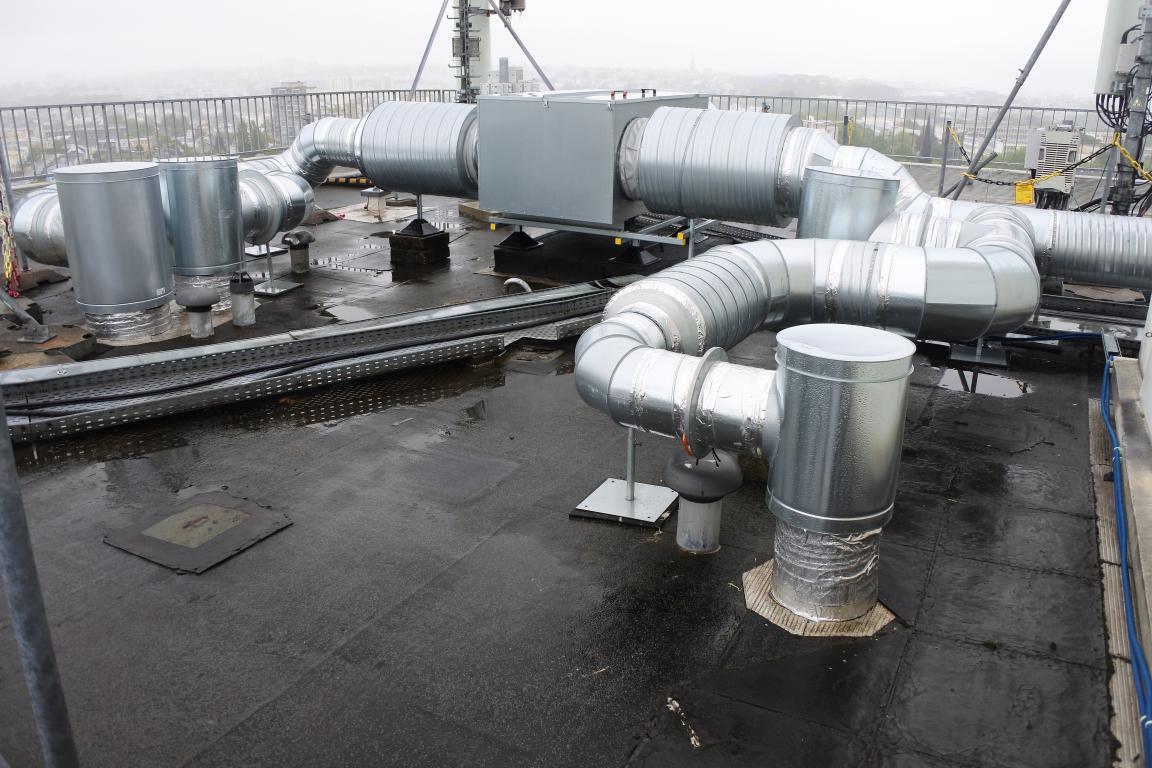Système ventilation