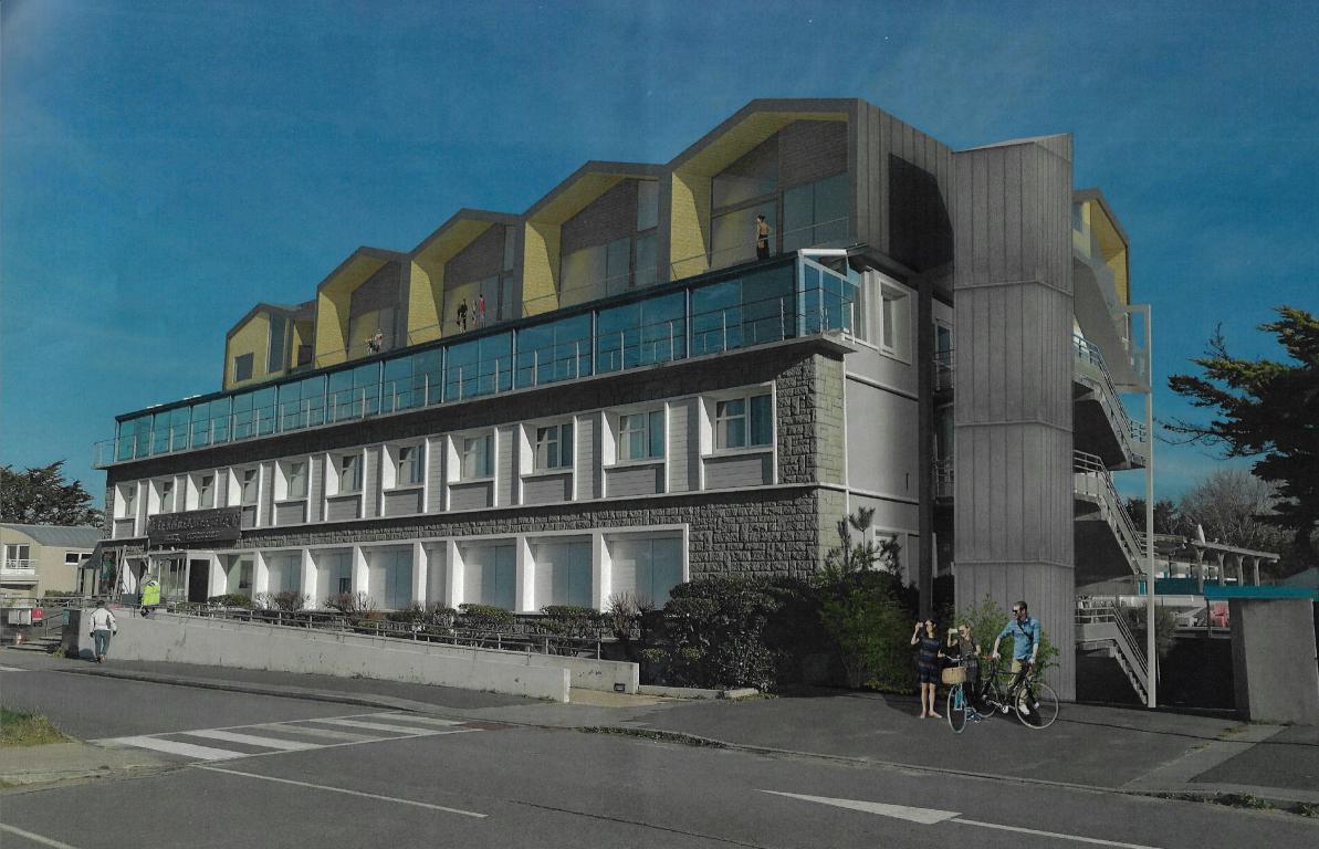 logements collectifs coudeville