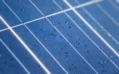 Energies renouvelables - Batterie Photovoltaïque